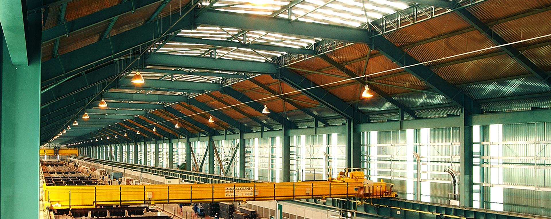 Mozal Aluminium Smelter, Mozambique