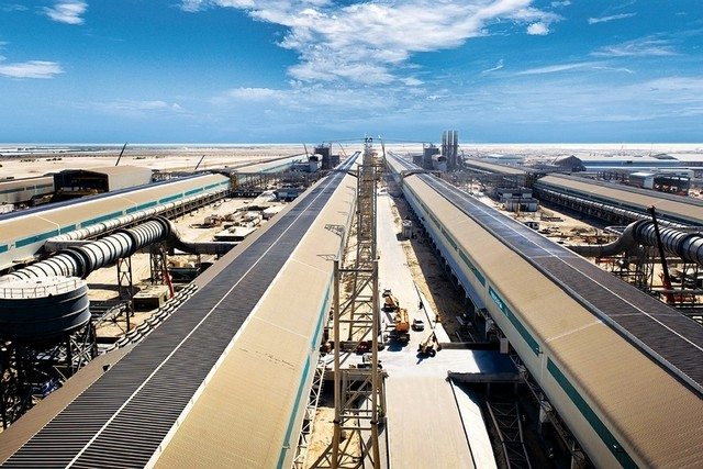 Emal Smelter, Abu Dhabi, UAE